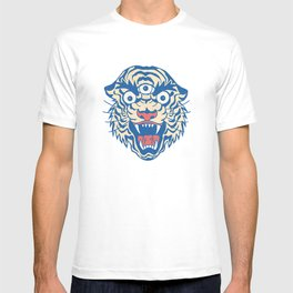 Third Eye Tiger Flash T-shirt