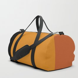 Contemporary Color Block I Duffle Bag