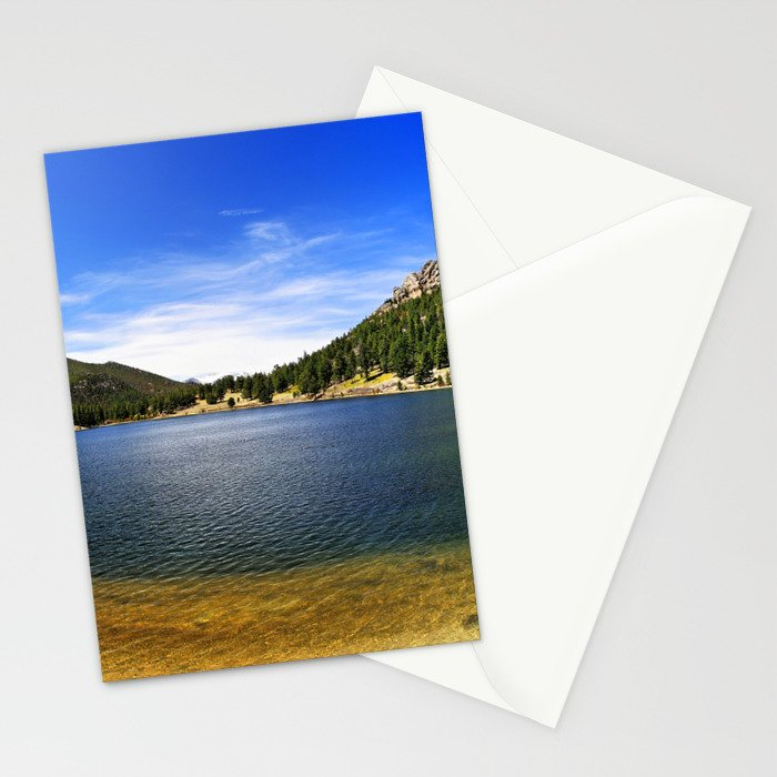 Lily Lake Stationery Cards
