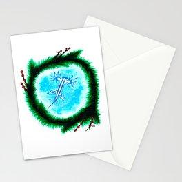 Festive Nudi Stationery Cards