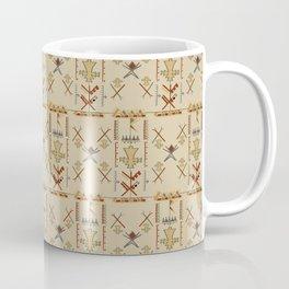 Sikiti Samburu tribal motifs Coffee Mug