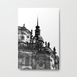 Dresden Metal Print