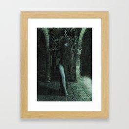 The Crypt Dancer Framed Art Print
