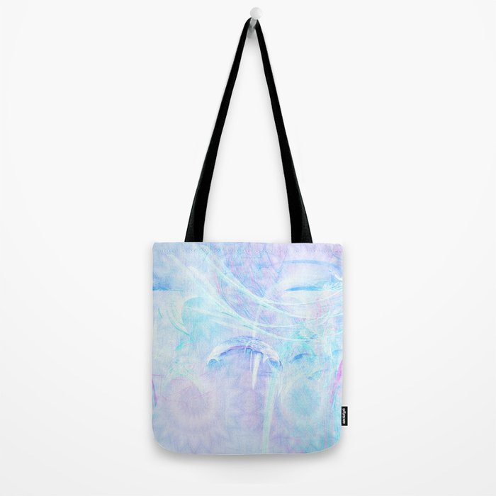 Delicate fairy world Tote Bag