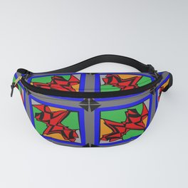 Abstract Arthur Fanny Pack