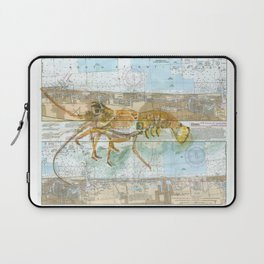 Red Lobster Laptop Sleeve