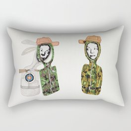 SG -14 Rectangular Pillow
