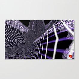 Qpop - Continuum 2 Canvas Print
