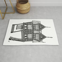 The Gateway House Rug
