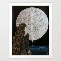 Amrita Art Print