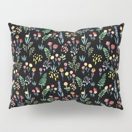 fairytale meadow pattern Pillow Sham