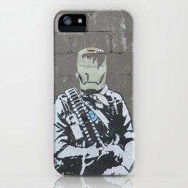 Iron Street iPhone Case