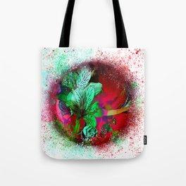 flower-orb#1 Tote Bag