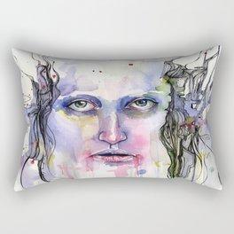 Assymetrical Rectangular Pillow