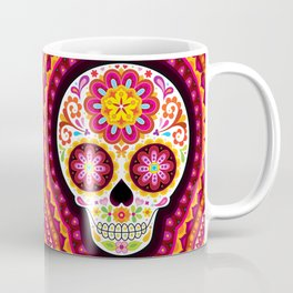 Sugar Skull (Mesmerize) Coffee Mug