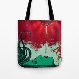 Falling Slowly Tote Bag