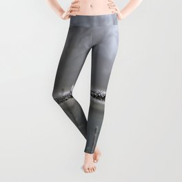 Iced barb wire Leggings