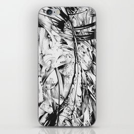 kaleidiograph 0004 iPhone Skin