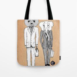 CAREER ZOOLOGY Tote Bag