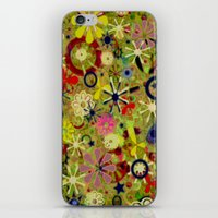 asia iPhone & iPod Skins featuring Asia by gretzky