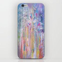 bliss iPhone Skin