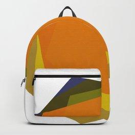 Harvest Hexagons Backpack