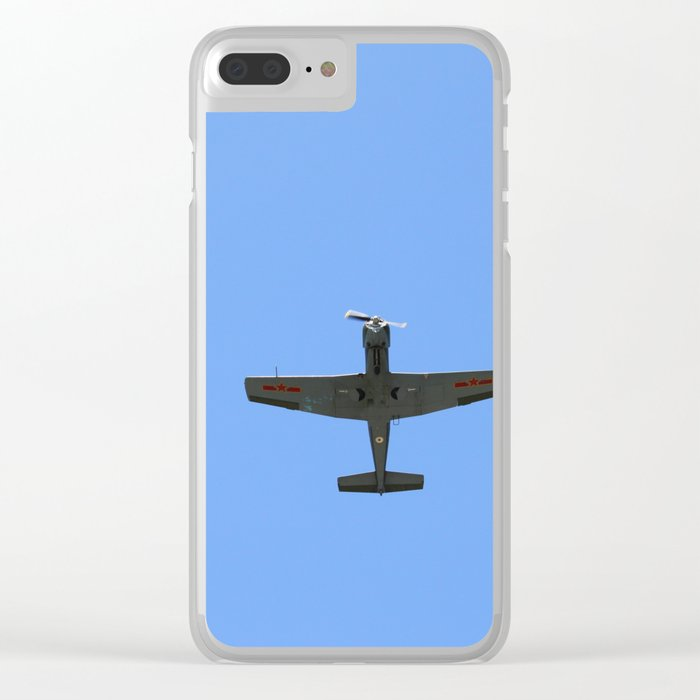 Flyover Clear iPhone Case
