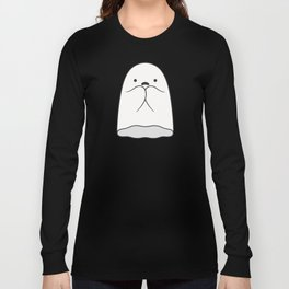 The Horror / Scared Ghost Long Sleeve T-shirt