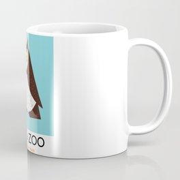 visit the zoo owl Coffee Mug