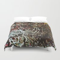 brussels Duvet Covers featuring Montana Shop, Brussels by Snerk One