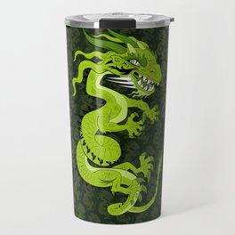 Jade Dragon Travel Mug