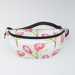 Pink Protea Fanny Pack