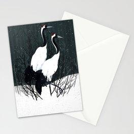 Japanese Cranes / Sayuri Stationery Cards