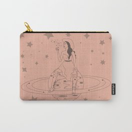 Janet From Another Planet Carry-All Pouch