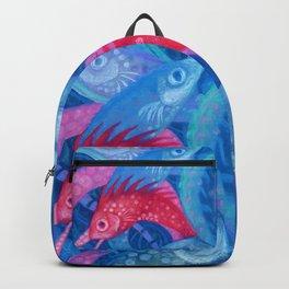 Spawning, Fish Water Animals Underwater Backpack