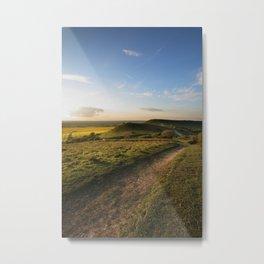 Ivinghoe Beacon Metal Print