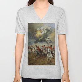 Waterloo Forever! Unisex V-Neck
