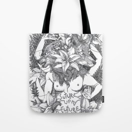 Suture up your future Tote Bag