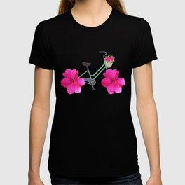 Petal Pusher Bike T-shirt