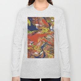 Liquid Marble Long Sleeve T-shirt