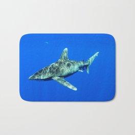 Oceanic Whitetip Shark Bath Mat