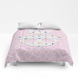 The Nik-Nak Bros. Kotton Kandee Deluxe Comforters