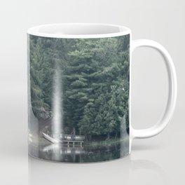 Lakeside Morning Coffee Mug