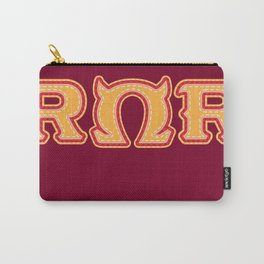 Monster University Fraternity : Roar Omega Roar Carry-All Pouch