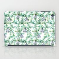 leaf iPad Cases featuring Leaf by BLEH collective
