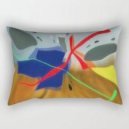Farm and Field Rectangular Pillow