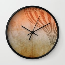 In the Air tonight Wall Clock