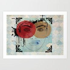 121.b Art Print
