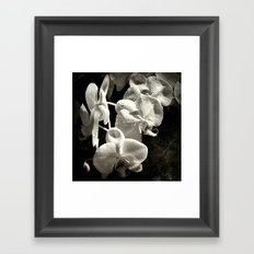 The poetry of reproduction Framed Art Print