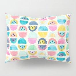 Slice of Happy Pillow Sham